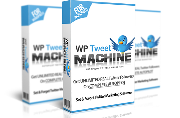 WP Tweet Machine