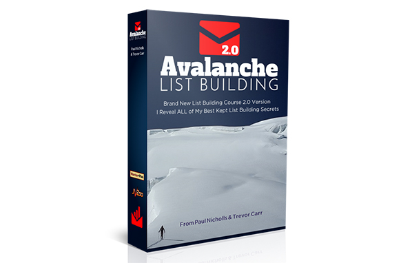 Avalanche List Building 2.0