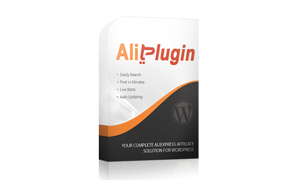 Aliexpress Affiliate Plugin