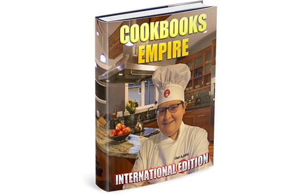 Cookbooks Empire International