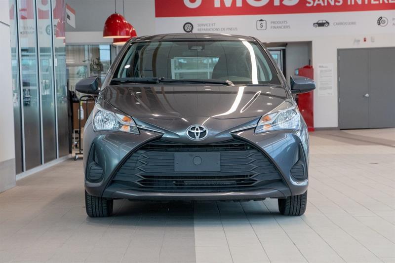 toyota Yaris Hatchback 2018 - 2