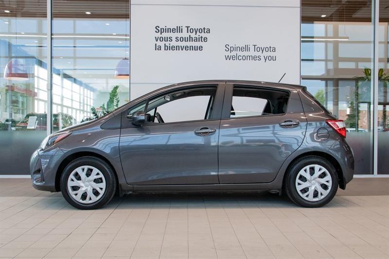 toyota Yaris Hatchback 2018 - 3