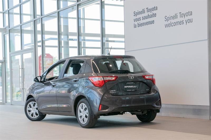 toyota Yaris Hatchback 2018 - 4