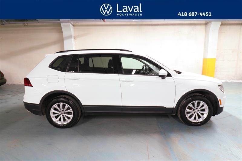 Volkswagen Tiguan 2018 RÉSERVÉ Trendline 4MOTION 7 Pa