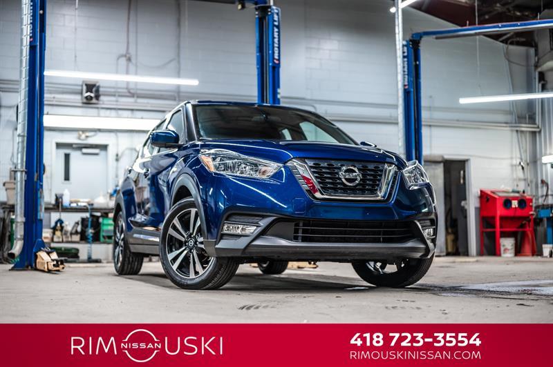 Nissan Kicks SV Chez Rimouski Nissan! 2019