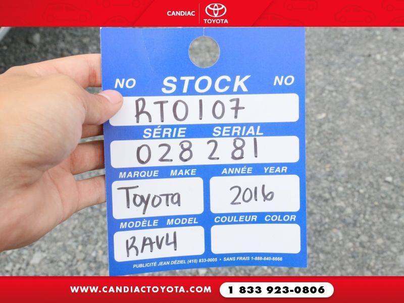 toyota RAV4 hybride 2016 - 39
