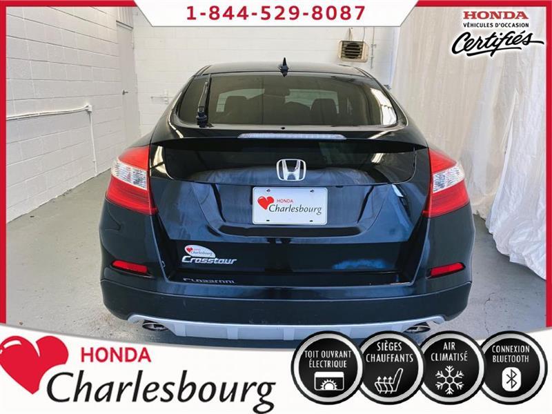 Honda Crosstour 7