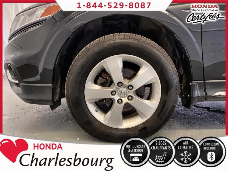 Honda Crosstour 11