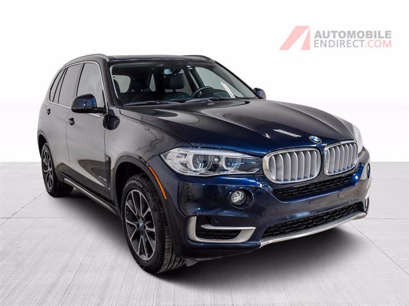 BMW X5 2017 35i xDrive Cuir Toit Pano GPS