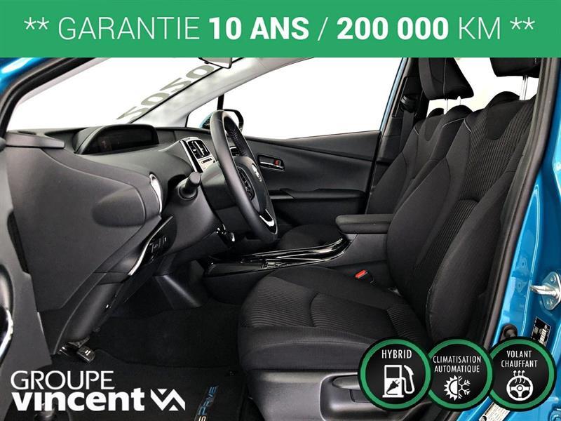 toyota Prius 2020 - 11