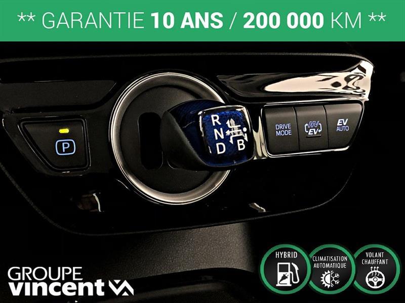 toyota Prius 2020 - 18