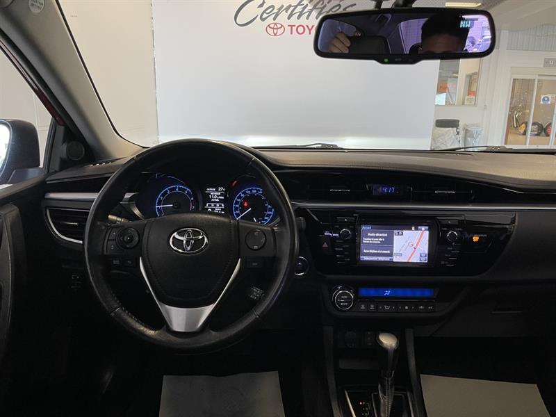 toyota Corolla 2014 - 15