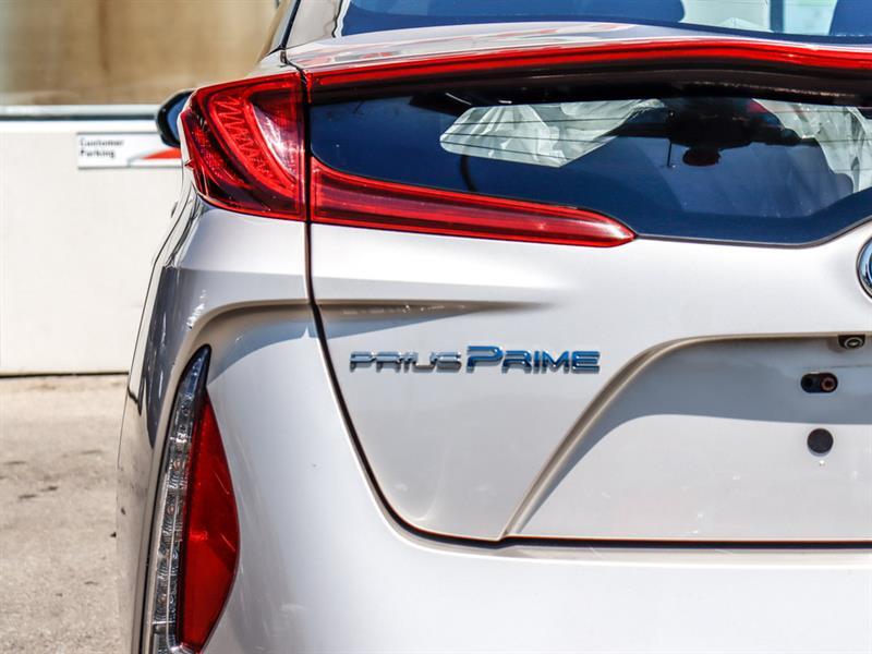 toyota Prius Prime 2017 - 31