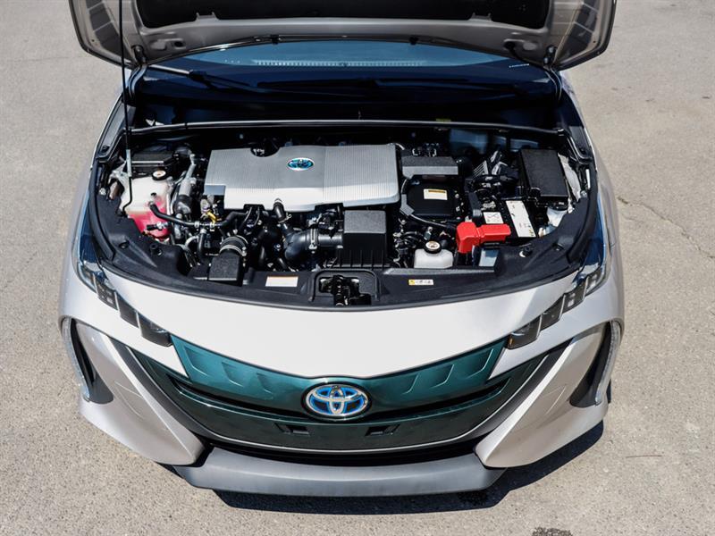 toyota Prius Prime 2017 - 34