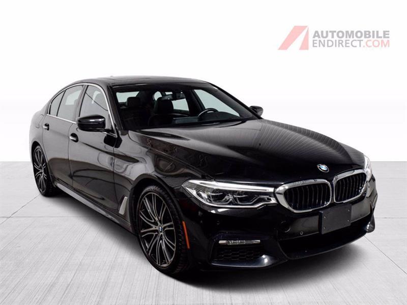 BMW Série 5 2018 530i xDrive MSport Cuir Toit G