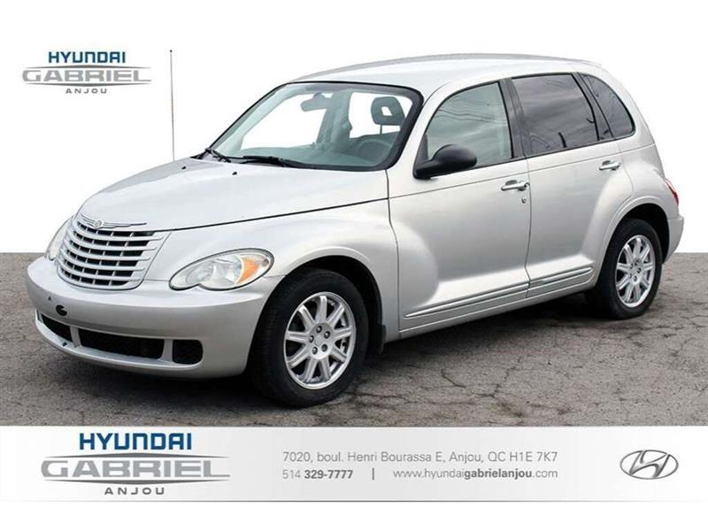 Chrysler PT Cruiser Base IDEAL COMME PREMIER VEHIC 2008