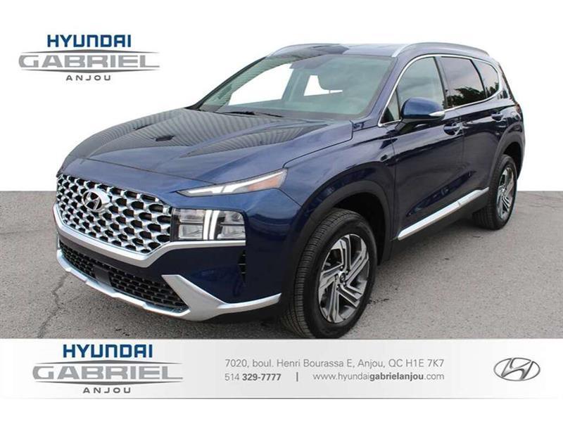 Hyundai Santa Fe Preferred AWD - Voir Christina 2021
