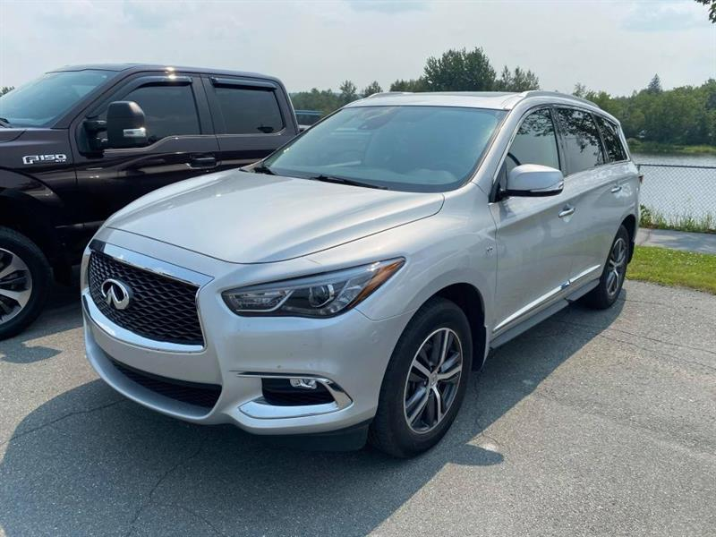 2019 Infiniti  QX60 PURE AWD V6 7 PASSAGERS CUIR T