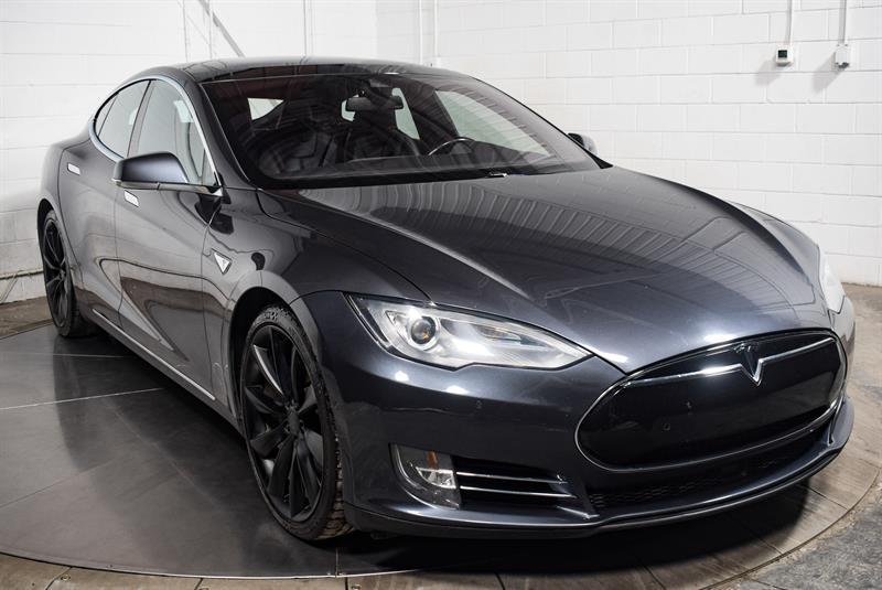 """Tesla Model S 85D AWD TOIT 21"""" 2015"""