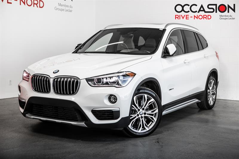 BMW X1 2018 xDrive28i TOIT.PANO+CUIR+MAGS
