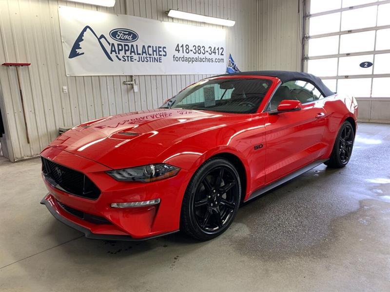 Ford Mustang 2020 GT Premium Convertible Blackpa