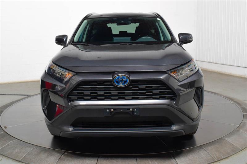toyota RAV4 hybride 2021 - 2