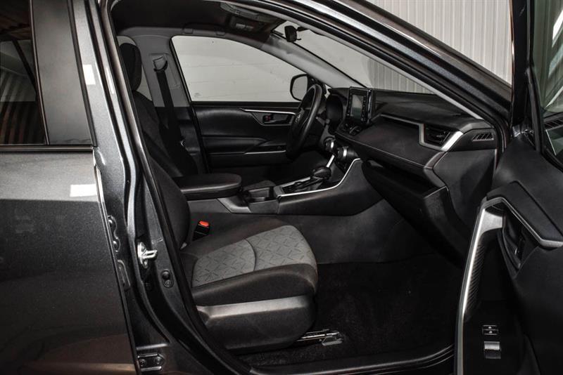 toyota RAV4 hybride 2021 - 17