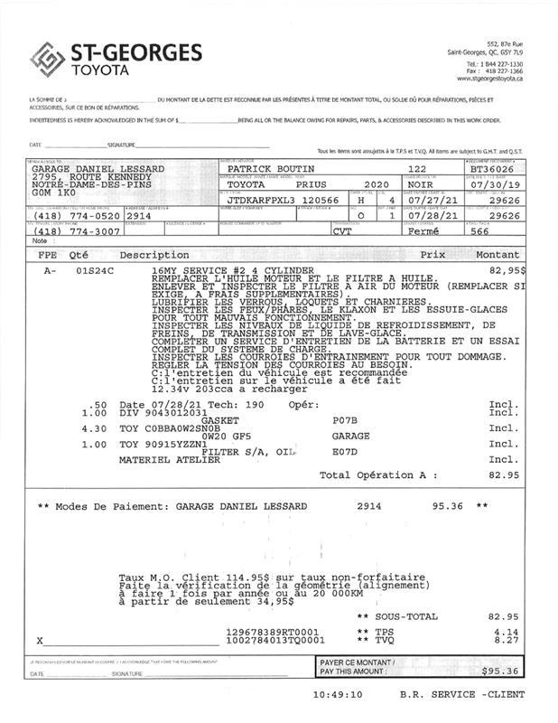 toyota Prius Prime 2020 - 45