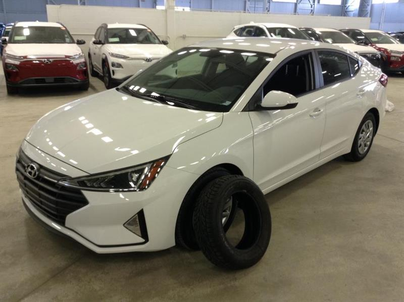 Hyundai Elantra 2019 Essentiel Camera
