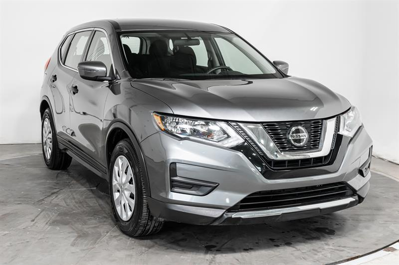 Nissan Rogue 2018 S A/C Sièges Chauffants Caméra