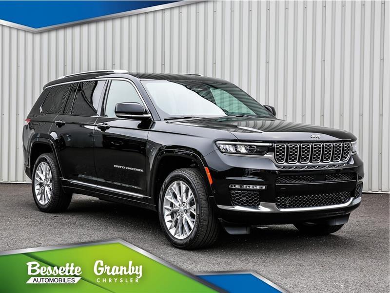 Jeep Grand Cherokee 2021 Summit