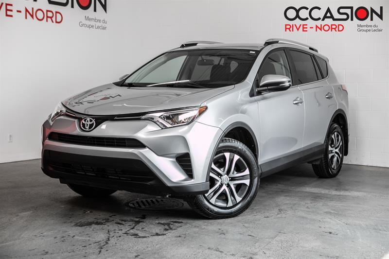 Toyota RAV4 2016 LE AWD MAGS+CAM.RECUL+SIEGES.C