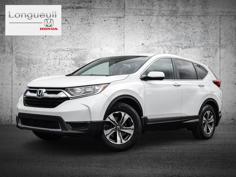 Honda CR-V 2019 LX VENDU