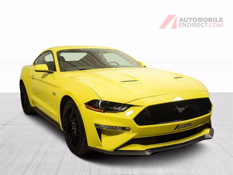 Ford Mustang 2021 GT Coupé Performance Pack A/C