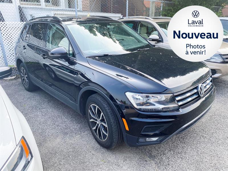 Volkswagen Tiguan 2018 Trendline 4MOTION + Caméra + B