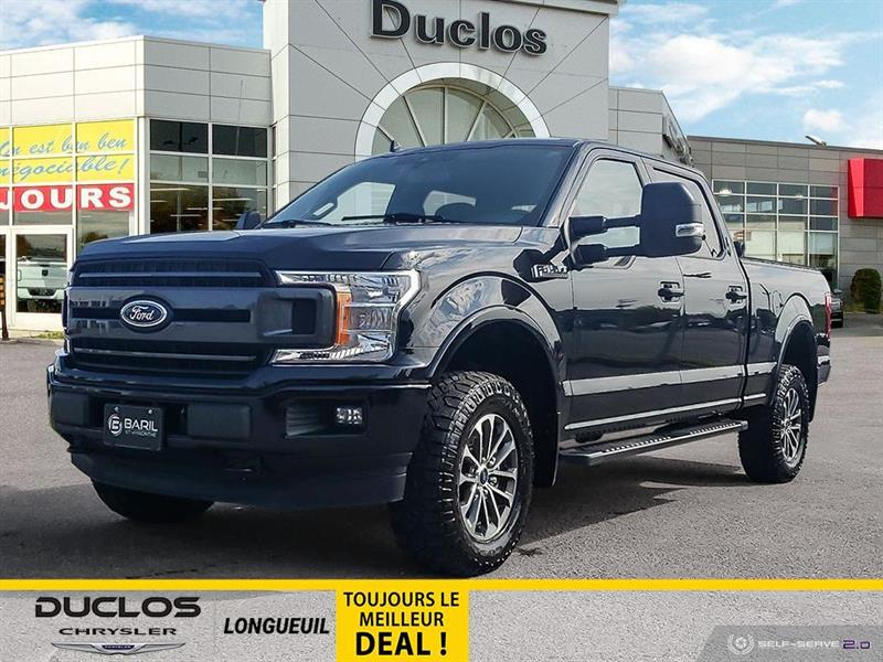 Ford F-150 2019 XLT SPORT HITCH MARCHE-PIEDS P