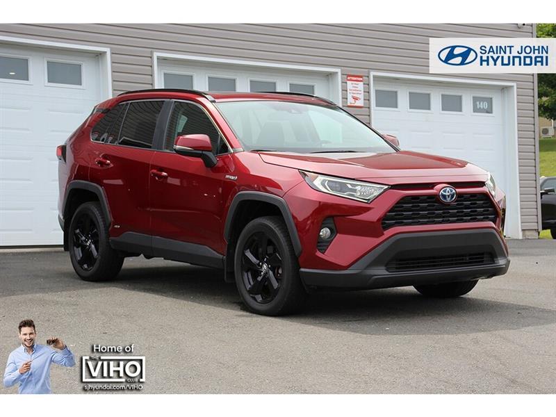 toyota RAV4 hybride 2019 - 1