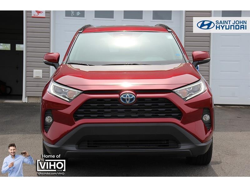 toyota RAV4 hybride 2019 - 2