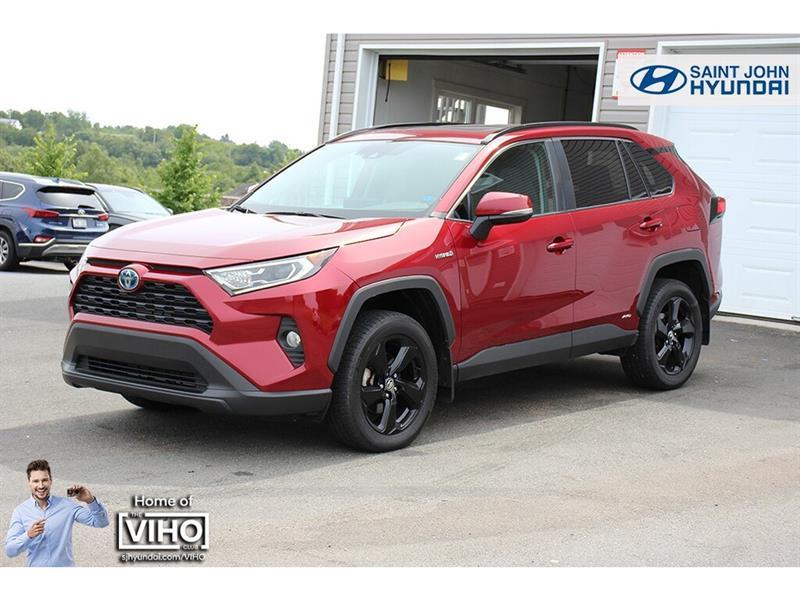 toyota RAV4 hybride 2019 - 3
