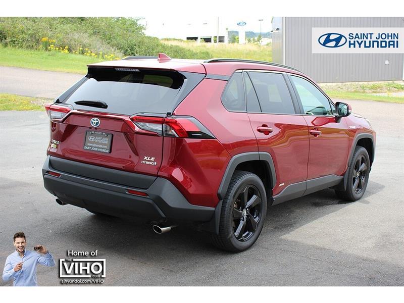 toyota RAV4 hybride 2019 - 7