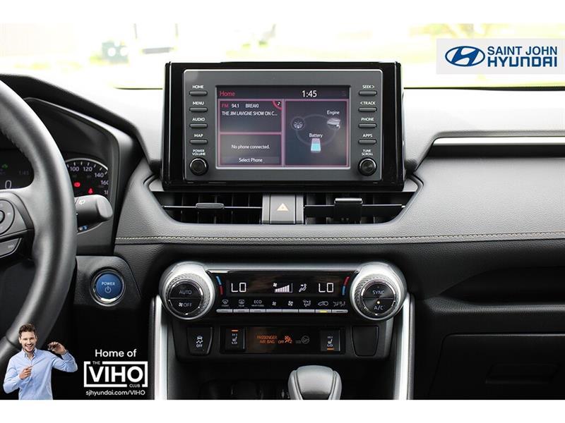 toyota RAV4 hybride 2019 - 15