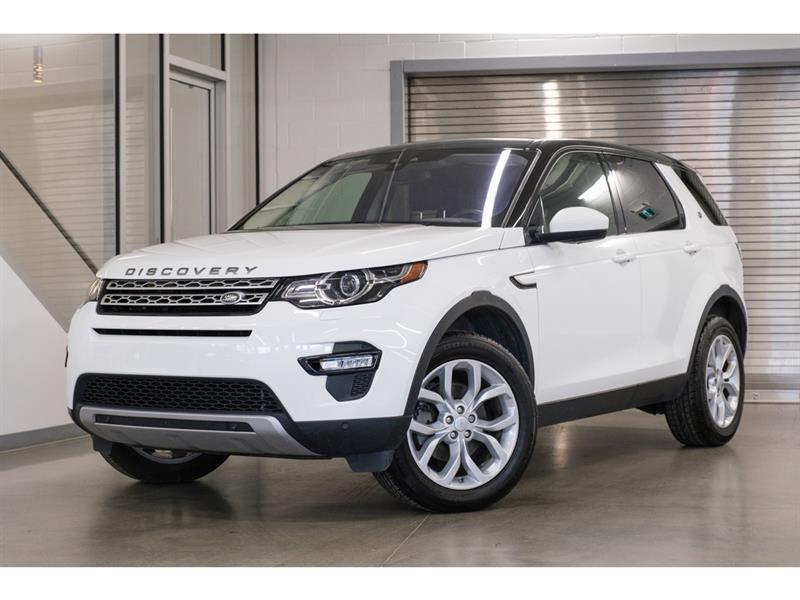 Land Rover Discovery Sport 2018 HSE AWD *NOUVELLE ARRIVÉE, BAS