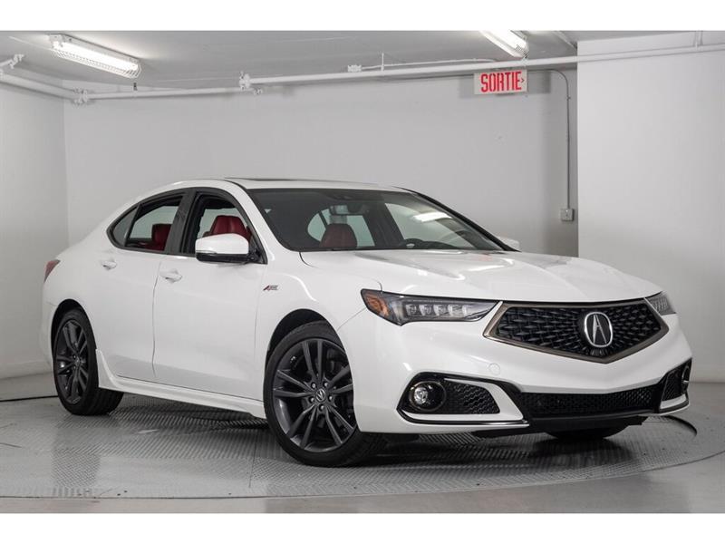 Acura TLX 2020 Tech A-Spec