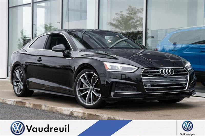 Audi A5 2018 Progressiv 2.0 TFSI * S-LINE *