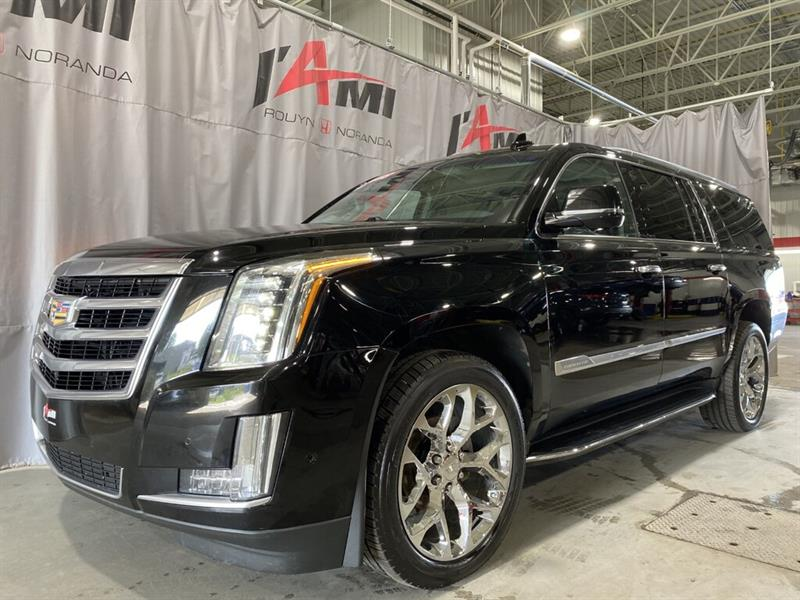 Cadillac Escalade 2018 4WD 4dr Luxury