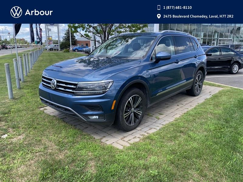 Volkswagen Tiguan 2018 Highline
