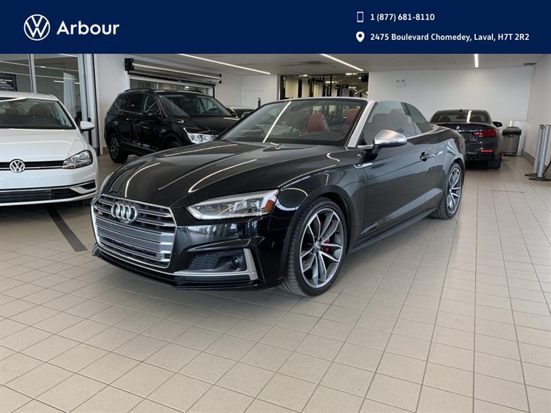 Audi S5 2018 3.0T Technik