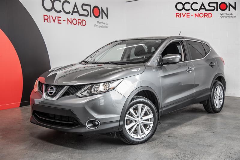 Nissan Qashqai 2017 SV AWD TOIT.OUVRANT+CAM.RECUL+