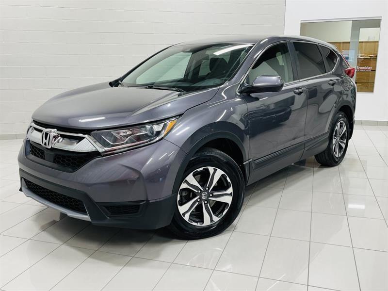 Honda CR-V 2018 LX AWD + Démarreur à distance