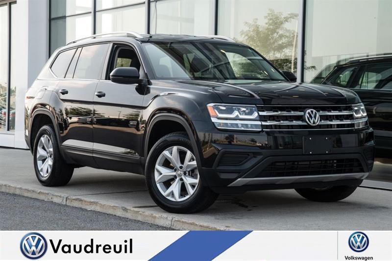 Volkswagen Atlas 2019 Trendline *** Réservé ***